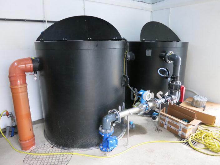 zbiorniki na chemię w wykonaniu z tworzywa sztucznego