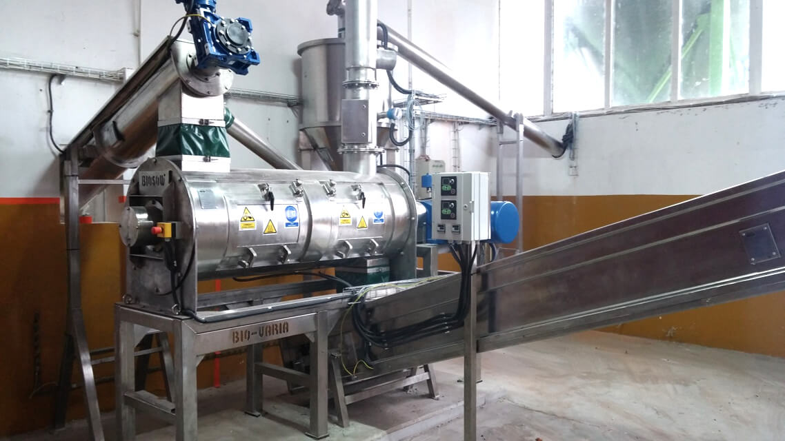 granulator reaktor