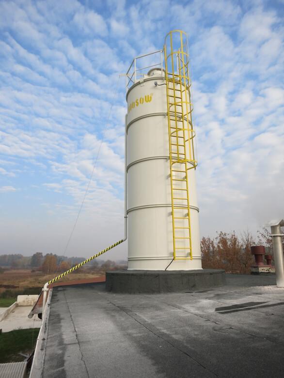 silos wapna